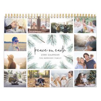 Paz en la tierra el | 2018 calendarios de la foto