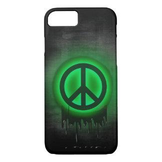 paz en oscuridad funda para iPhone 8/7