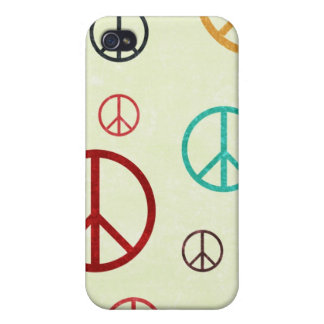 Paz iPhone 4 Carcasa