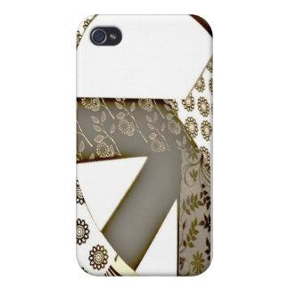 Paz iPhone 4/4S Carcasa