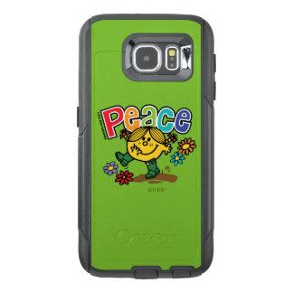 Paz Funda OtterBox Para Samsung Galaxy S6