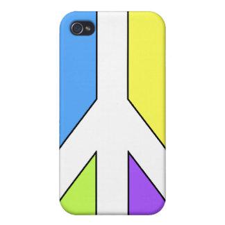 Paz i iPhone 4 carcasa