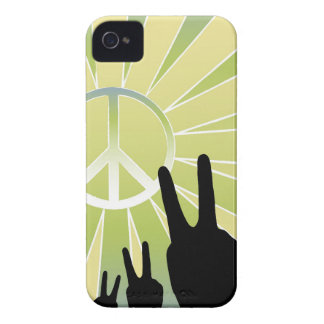 Paz iPhone 4 Cárcasa