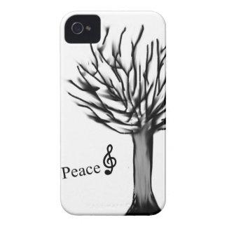 Paz iPhone 4 Case-Mate Carcasa