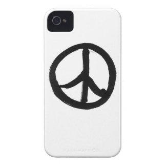 Paz iPhone 4 Case-Mate Cárcasas