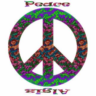 Paz u ornamento de Algiz Esculturas Fotograficas