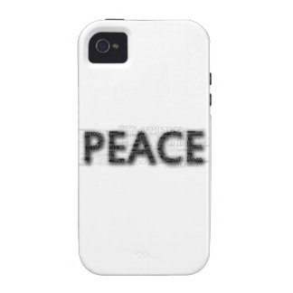 Paz Vibe iPhone 4 Fundas