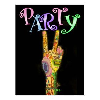 ¡Paz y fiesta! por SRF Postal