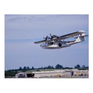 PBY, 5A Catalina, flyi del reconocimiento de la Postal