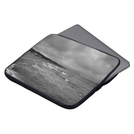Pc 15 de la playa de sabaudia manga funda para port til zazzle - Fundas para pc portatil ...