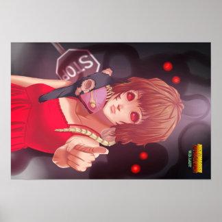 Pecado y poster de Simone (revelaciones de