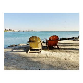 Pedazo en la postal céntrica de Miami