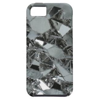 Pedazos rotos de cristal iPhone 5 Case-Mate protectores