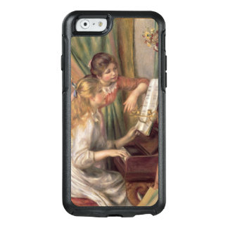 Pedro chicas jóvenes de Renoir un   en el piano Funda Otterbox Para iPhone 6/6s