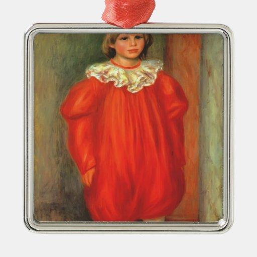 Pedro Renoir- el payaso Adornos De Navidad
