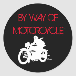 pegatina 1 del bywayofmotorcycle