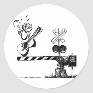 Pegatina alterno del logotipo