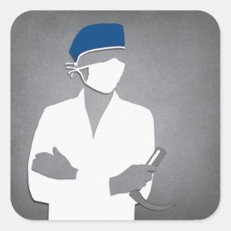 Pegatina anestesista