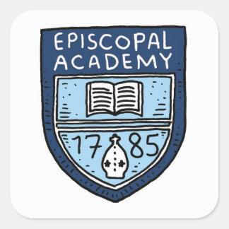 Pegatina Cuadrada Pegatinas del escudo del EA - Sam y Co