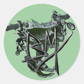 Pegatina de BMX 2