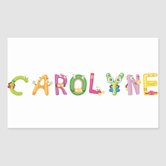 Pegatina de Carolyne