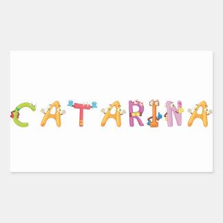 Pegatina de Catalina