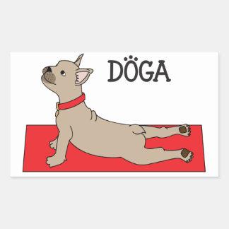 Pegatina de Doga