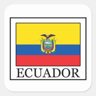 Pegatina de Ecuador
