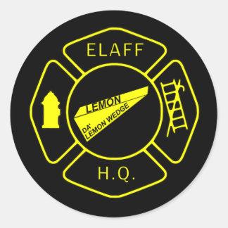 Pegatina de ELAFF