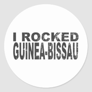 Pegatina de Guinea-Bissau