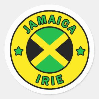 Pegatina de Jamaica