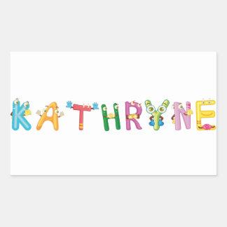 Pegatina de Kathryne