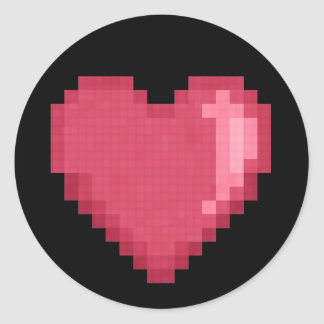 Pegatina de Pixelheart Ai