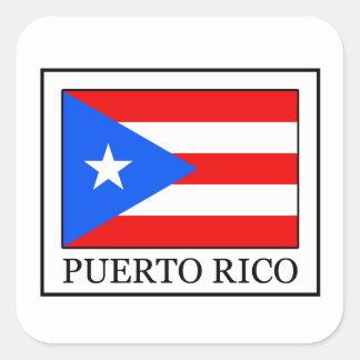 Pegatina de Puerto Rico