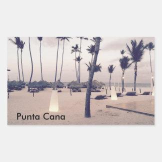Pegatina de Punta Cana