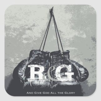 Pegatina de R&G