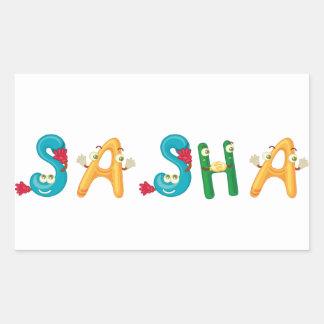 Pegatina de Sasha