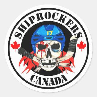 Pegatina de Shiprocker