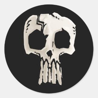 Pegatina de Skullie