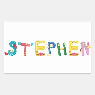 Pegatina de Stephen