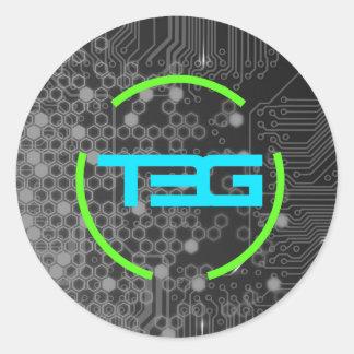 Pegatina de T3G