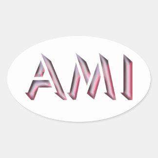 Pegatina del Ami
