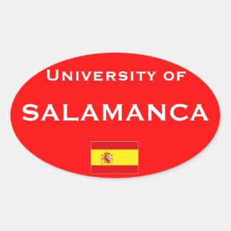 Pegatina del Europeo-estilo de Salamanca