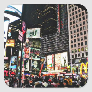 Pegatina del Times Square de New York City