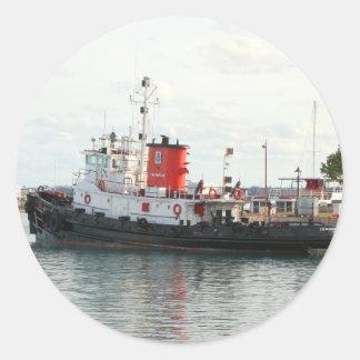 Pegatina del tirón de Bermudas