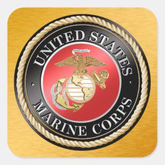 Pegatina del USMC