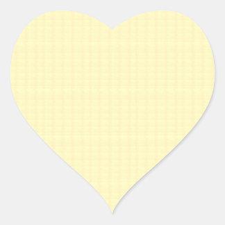 Pegatina En Forma De Corazón El espacio en blanco de la plantilla añade su