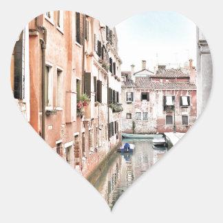 Pegatina En Forma De Corazón IMG_7575 4 Venecia