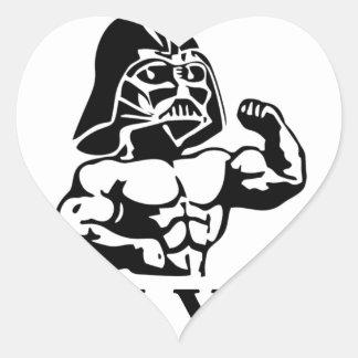 Pegatina En Forma De Corazón Lucas soy su TAPÓN