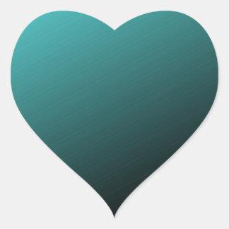 Pegatina En Forma De Corazón Tealin bueno